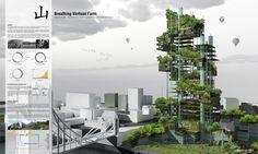 Breathing Vertical Farm