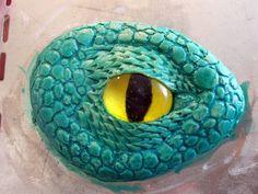 clay Dragon Eye by RaheHeul.deviantart.com on @DeviantArt