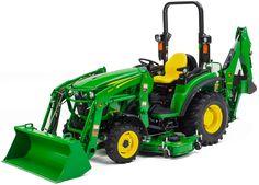 Compact Tractors   2038R Compact Tractor   JohnDeere US