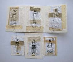 LOVE this!  to know tomorrow  a mixed media artist book  by cathycullis, £80.00