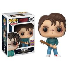 Funko Steve, SDCC 2017 Exclusive, Stranger Things, Series, Funkomania