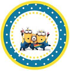 molde minions feltro passo a passo Minion Theme, Minion Party, Baby Boy 1st Birthday, Minion Birthday, Candy Bar Minions, Minion Names, Minion Invitation, Minion Stickers, Minion Cupcakes