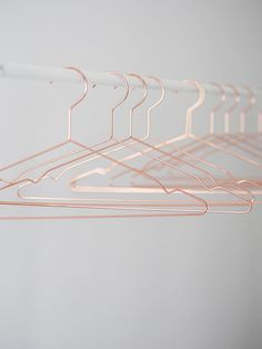 Such beautiful hangers by Hay | Photo: Jenni Rotonen / Pupulandia