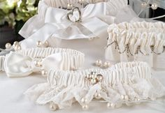 How to make a Bridal Garter