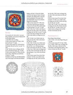 Häkelideen mit Granny Squares: Quadratisch, kultig, kreativ: Amazon.de: Stephanie Göhr, Melanie Sturm, Barbara Wilder: Bücher