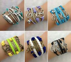 16 Cool DIY Bracelets DIY Ready | DIY Projects | Crafts - DIY Ready | DIY Projects | Crafts