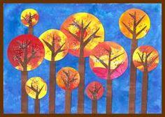 Stylizované stromy