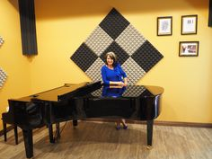 Rosalie Drysdale in Studio Bella Rosa with her Yamaha Grand Piano Hammond Organ, The Hammond, Yamaha Grand Piano, Musical Composition, Going For Gold, Inspirational Music, Pitch Perfect, Original Music, She Song