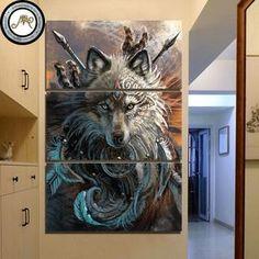 Anne Stokes Druck Poster Bild Deko Inner Sanctum Kleine Leinwand mit Drache