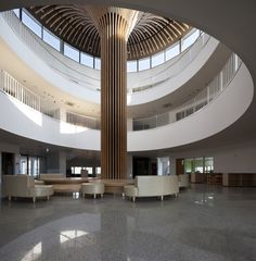 Branksome Hall Asia Jeju Global Education City Gueok-ri, Jeju-do, Korea del Sur Proyecto: Samoo Architects & Engineers