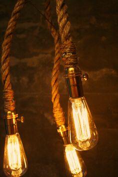 Edison Bulb Hanging Light