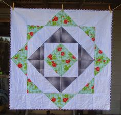 Cedar Fork Stitches: 2 Babies! 2 More Roses!