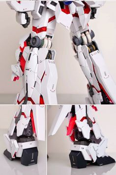 Painted Build: PG 1/60 RX-0 Unicorn Gundam - Gundam Kits Collection News and Reviews Unicorn Gundam, Custom Gundam, Gundam Model, Mobile Suit, My Favorite Things, Collection, Scribe, Design, News
