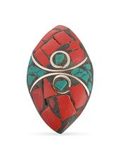multi colored brass ring - Online Shopping for rings