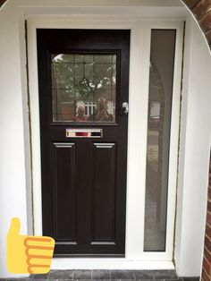 Front Door With Single Side Light   Google Search | Porch | Pinterest | Front  Doors, Doors And Split Entry