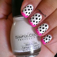 prettyingreen05 #nail #nails #nailart