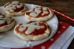 ricetta pizzette veloci in padella| Dolce e Salato di Miky