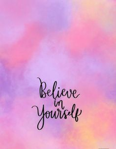 All is is this believe in yourself ❤ Words Wallpaper, Phone Wallpaper Quotes, Pink Wallpaper Iphone, Quote Backgrounds, Aesthetic Iphone Wallpaper, Pretty Phone Wallpaper, Positive Wallpapers, Inspirational Quotes Wallpapers, Cute Wallpapers