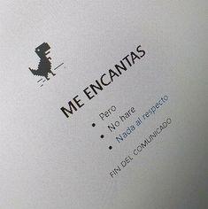 "Momazos Ultra Sad on Instagram: ""7u7 . . . #teamelbuenmomero . . . . #momo #momazos_perrones #memes #memesenespañol #repoio #re100horneado #memescalientes #sdlg #hailgrasa…"" Im Sad, Sad Love, Love You, Love Phrases, Caption Quotes, Me Quotes, Messages, Thoughts, Humor"