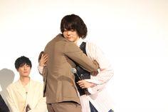 『帝一の國』キャストが菅田将暉へメッセージ 野村からのキスに観客から悲鳴 | Ameba official Press (アメーバオフィシャルプレス)