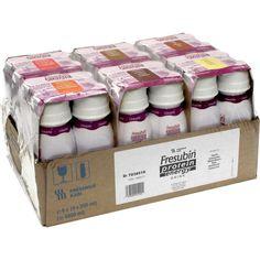 FRESUBIN PROTEIN Energy Drink Mischkarton Trinknahrung:   Packungsinhalt: 6X4X200 ml Lösung PZN: 00350177 Hersteller: Fresenius Kabi…