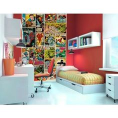 1000 Images About Ideas For Zack S Room On Pinterest Marvel Bedroom