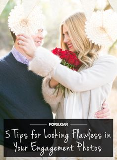 Alright Pheww tips for the unphotogenic!! 5 Tips For Looking Flawless in Your Engagement Pictures