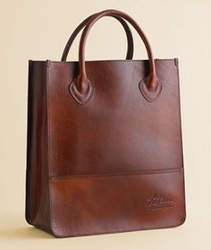 L.L. Bean Heritage Tote, use this as the every day bag for the weekend and pack the large totes! Little Signature cloche goes right inside.