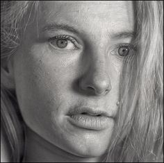 HYPERREALISTIC DRAWINGS -The first time you see these hyperrealistic drawings, you're convinced they're black and white photographs. But on closer inspection, you realize they are just the work of a very talented artists and their pens and pencils. Using photos just for inspiration, they sets up basic proportions and then draws layer upon layer until they creates their incredibly realistic portraits.
