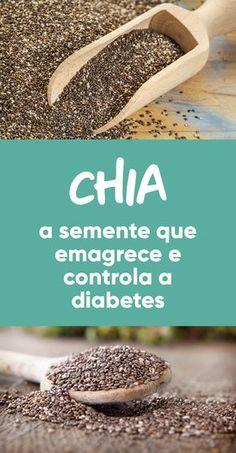 A chia é considerada um superalimento com diversos benefícios para saúde, que incluem a melhora do trânsito intestinal, melhora do colesterol e até diminuição do apetite, pois ela é rica em fibras e vitaminas.