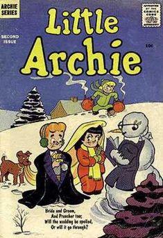 Little Archie 2, Archie Comic Publications https://www.pinterest.com/citygirlpideas/archie-comics/