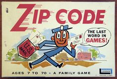 Mr. Zip of US Postal Service