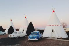 Wigwam Motel. Holbrook, Arizona