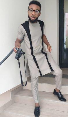50 Latest Senator Wears For The Fashionable Men - Ankara Lovers Latest African Men Fashion, African Wear Styles For Men, African Shirts For Men, Nigerian Men Fashion, African Dresses Men, African Attire For Men, African Clothing For Men, Indian Men Fashion, Mens Fashion Blazer