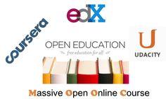 Donde realizar los MOOCs #educacion #moocs