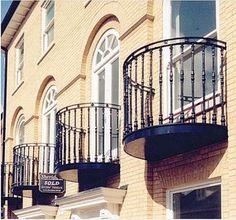 wrought iron balcony BURY ST EDMUNDS Demax
