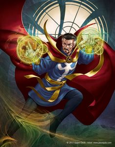I had the amazing chance to work on signed Marvel cards last year, which are being released soon by Upper Deck! Marvel Comics Superheroes, Marvel Memes, Marvel Characters, Marvel Avengers, Comic Books Art, Comic Art, Marvel Universe, Dr Strange Costume, Sherlock Holmes