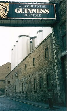 Guinness Brewery Museum and Gift Shop - Dublin, Ireland (photo copyright Terri H)