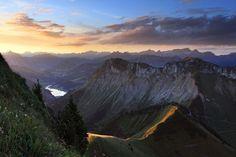 Rochers de Nayer, Suisse