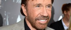 Chuck Norris Hits The Campaign Trail For Ted Cruz