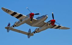 Aircraft Vintage Airplanes Warbird P-38 Lightning P-38 Lightning Fighters  1280x800 HD Wallpaper