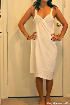 BATHING SUIT WRAP TUTORIAL June 1, 2012· by diaryofamadcrafter· in Sewing.·
