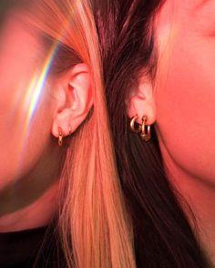 Mini hoops = the LBD of earrings. #UOonYou