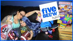 Five Below Haul ! - Awesome Christmas & Birthday Presents for my Gift Cl...