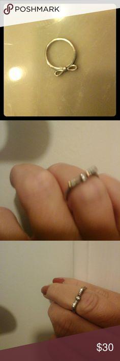 Pandora ring sz 8 Boe ring Jewelry Rings