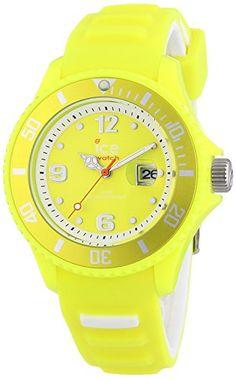 Ice-Watch Damen-Armbanduhr Ice-Sunshine Analog Quarz Silikon SUN.NYW.S.S.14 - http://uhr.haus/ice-watch/ice-watch-damen-armbanduhr-ice-sunshine-analog-s-s-3