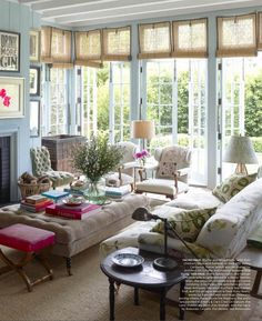 BLYTHE HARRIS IN ELLE DECOR — The Style Report