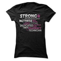 Awesome Pharmacy Technician Shirt