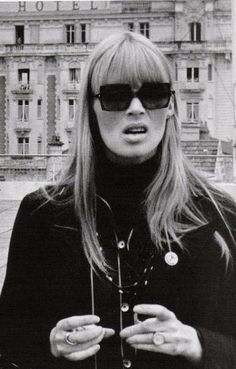 Nico - shaded to perfection. beatnik/mod style (please follow minkshmink on pinterest)