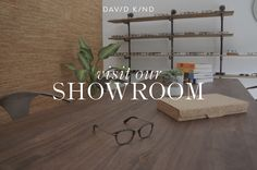 We'd love to have you by!   1629B Electric Avenue Venice, Ca 90291  Please call or email for an appointment: 800-995-2032 stylist@davidkind.com